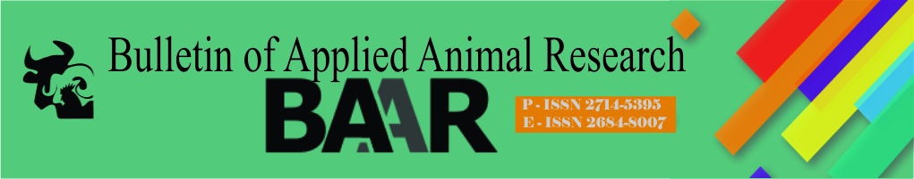 Bulletin of Applied Animal Research